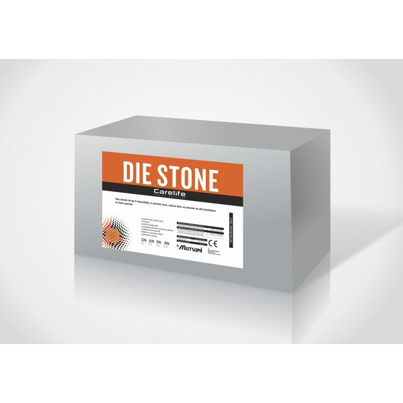 Gips cls IV-a Carelife Die Stone 2.5 Kg