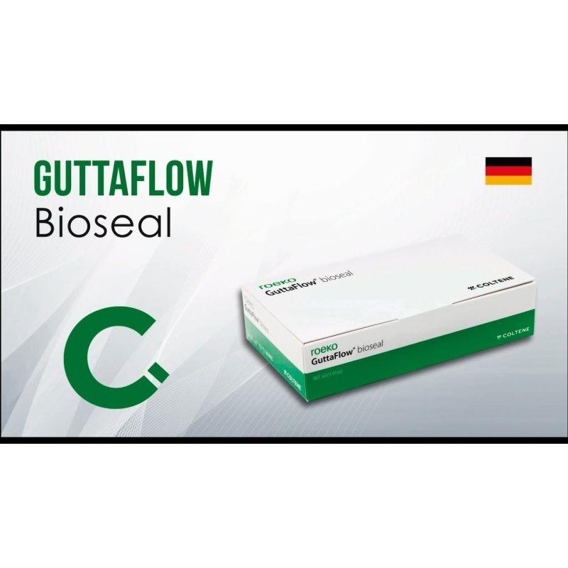 GuttaFlow Bioseal set obturatie radiculara