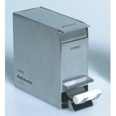 Roll-O-Mat dispenser inox