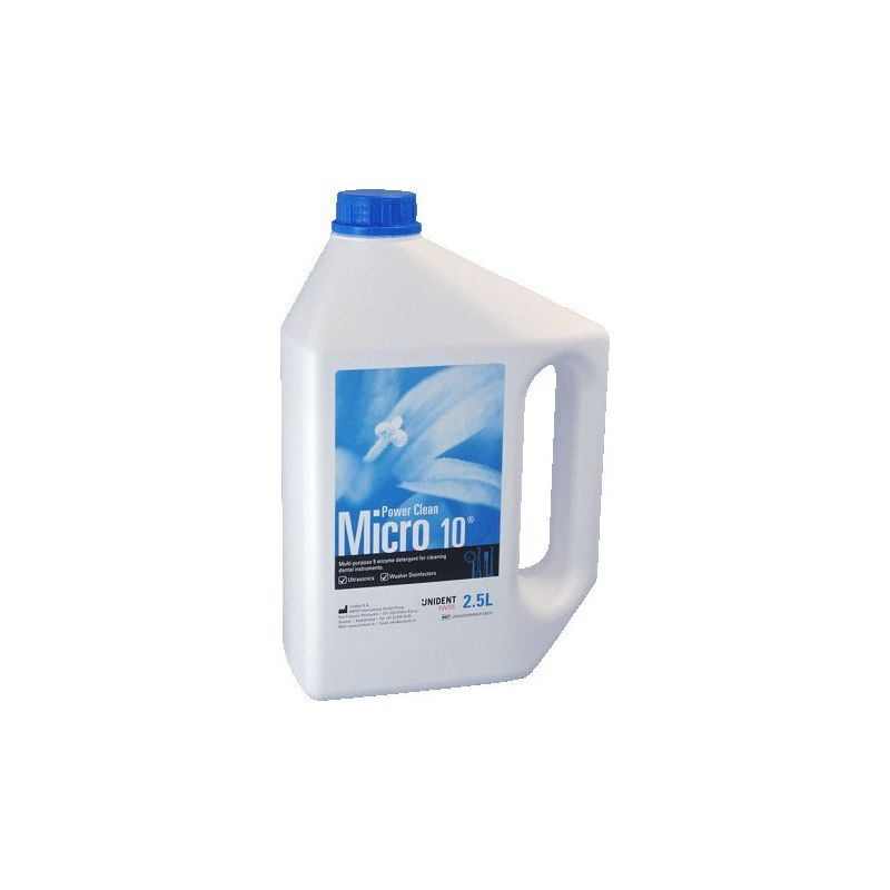 Detergent  bai ultrasunete Micro 10 Power Clean 1 litru
