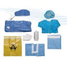 Kit protectie chirurgie implantologie