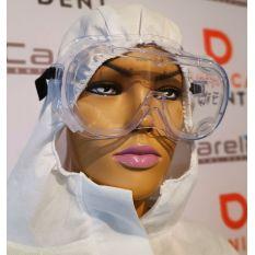 Ochelari protectie cu valve antiaburire