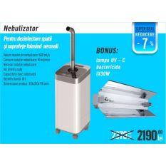 Pachet Nebulizator + Lampa UV