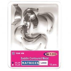 Matrici metalice preformate Large TOR VM