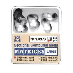 Matrici metalice sectionate 3.5 mm