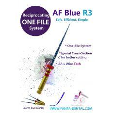 Ace Reciproc AF Blue R3 6 buc/set