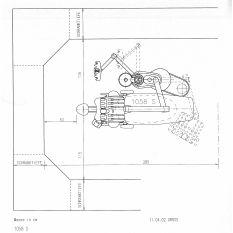 KaVo Primus 1058 Schema de asezare