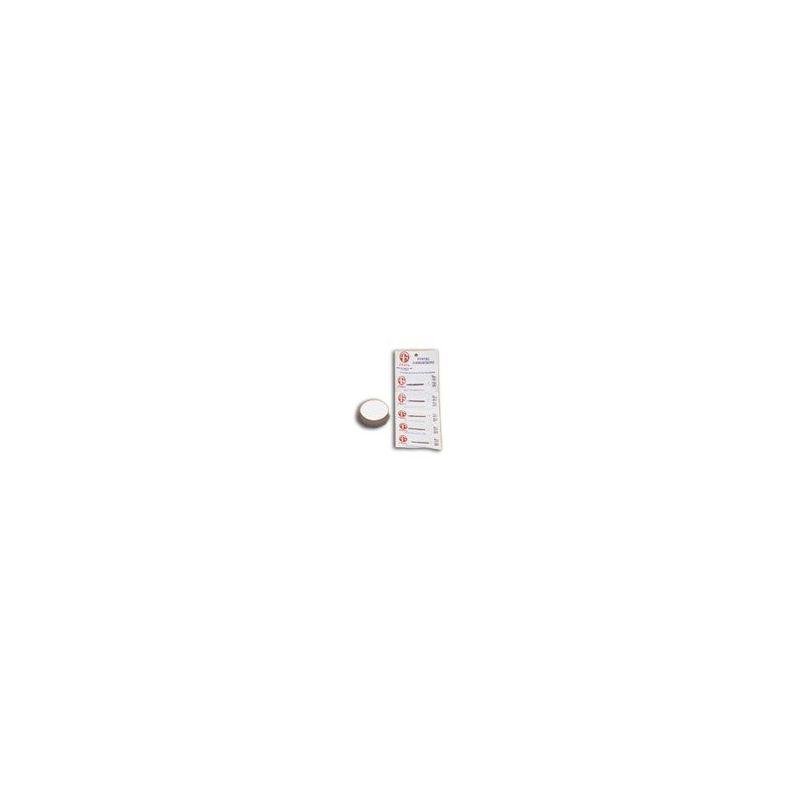 Cutie rotunda pentru freze diamantate