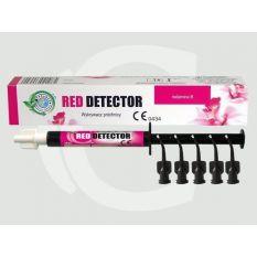 Revelator de placa Red Detector