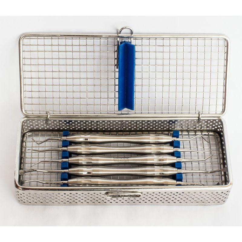 Minikit 5 instrumente chirurgie implantologie