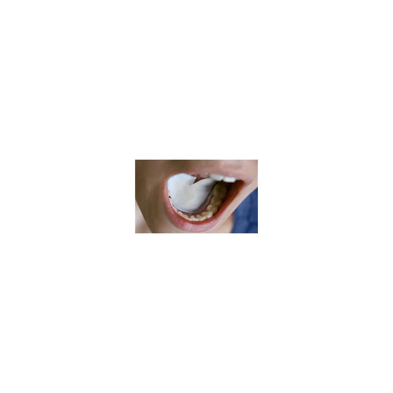 Banda control saliva Drydent Sublingual