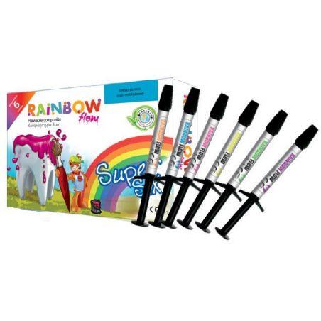 Compozit colorat Rainbow Flow 1g